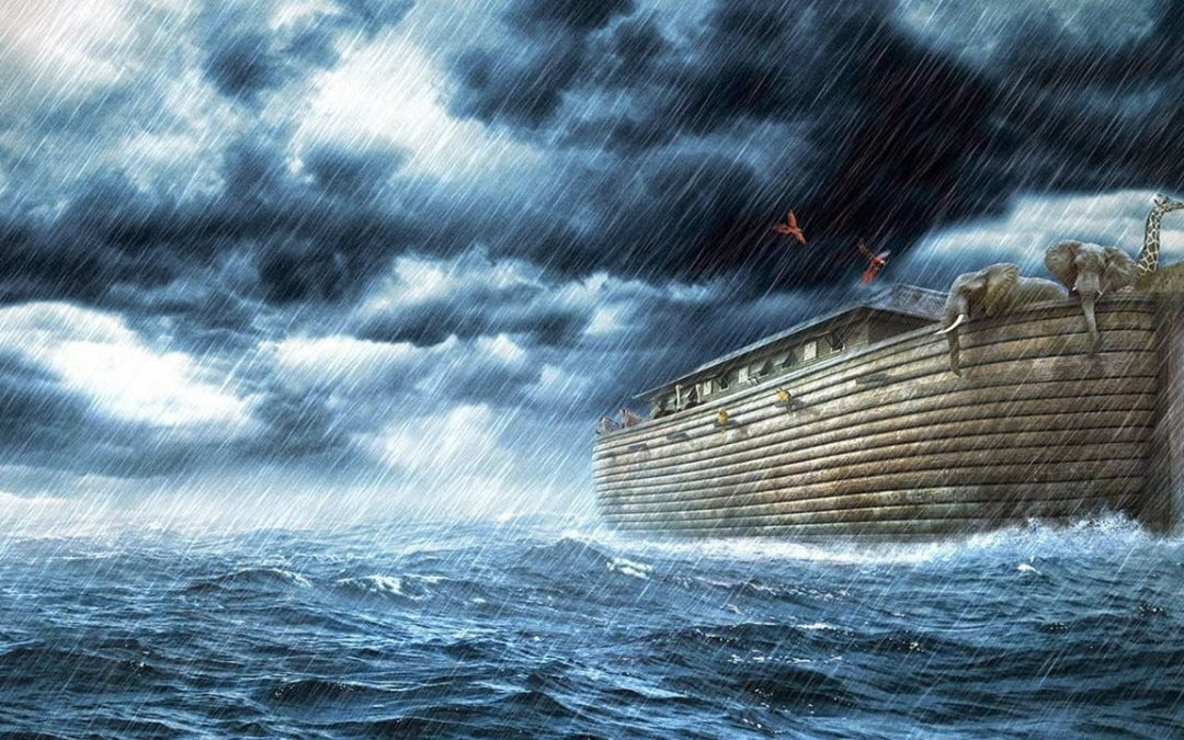 The Great Flood: Pressing the Reset Button on Creation